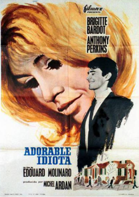 The Ravishing Idiot (Agent 38-24-36) - Poster Espagne
