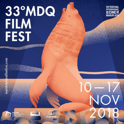 Mar del Plata - Festival Internacional de Cine - 2018