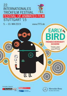 Festival international du film d'animation de Stuttgart (Trickfilm) - 2015