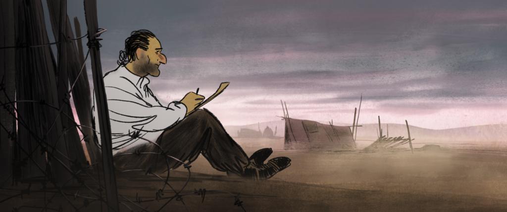 Animation Is Film Festival - 2021 - © Les Films d'Ici Méditerranée