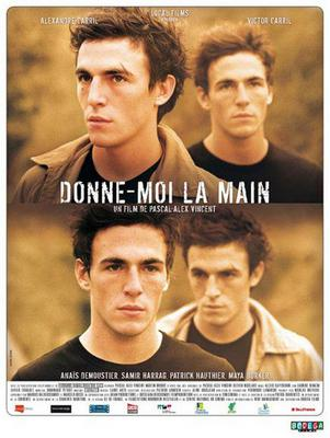 Donne-moi la main - Poster - France - © Bodega Films