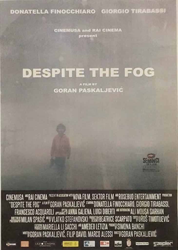 Despite the Fog