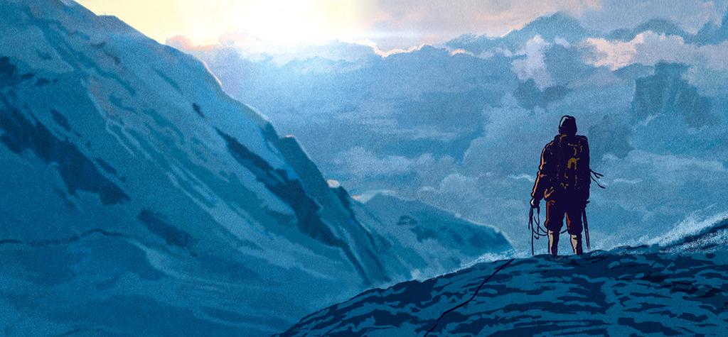El cine francés de animación en el extranjero. Boletín N° 4 - Verano del 2021 - © Julianne Films-Folivari-Mélusine Productions-France 3 Cinéma-AuRA Cinéma