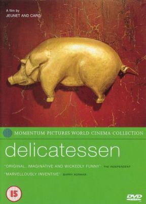 Delicatessen - Poster - UK