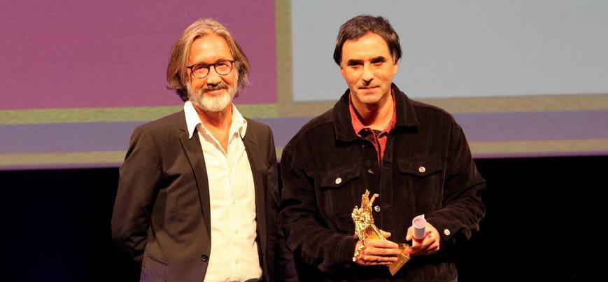 Samuel Benchetrit's film Chien picks up 3 awards at the Namur FIFF