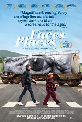 Faces, Places