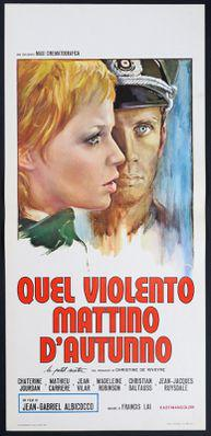 Le Petit Matin - Poster - Italy