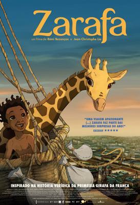 Zarafa - Poster - Brazil