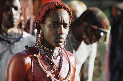 Masai the rain warriors
