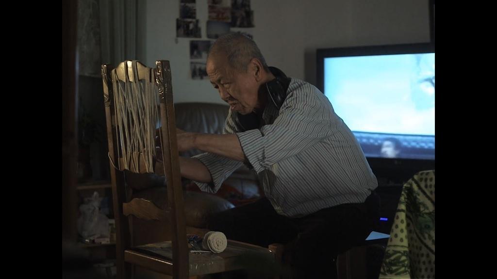 Ông ngoai (Grand-père)
