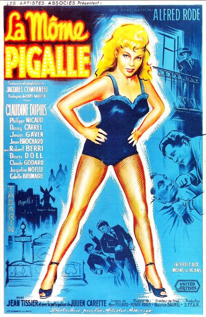 La Mome Pigalle