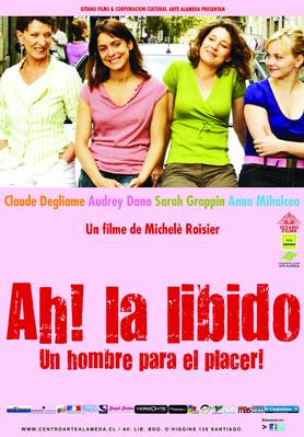 Ah! The Libido - Poster - Chili