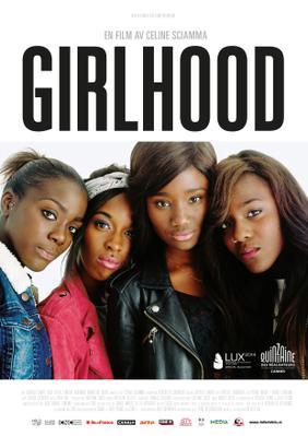Bande de filles - © Poster - Sweden