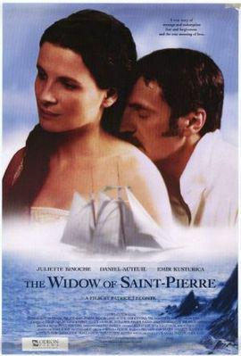 The Widow of Saint Pierre - Poster États Unis