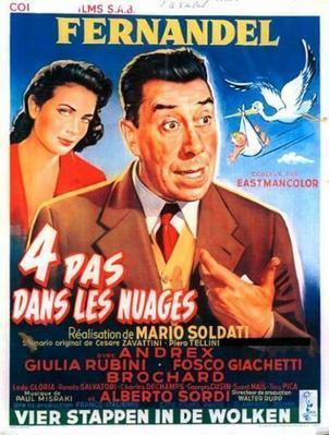Sous le ciel de Provence (Quatre pas dans les nuages) - Poster - Belgium