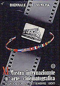 ヴェネツィア国際映画祭 - 1950