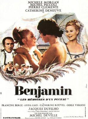 Benjamin, the Diary of an Innocent Boy