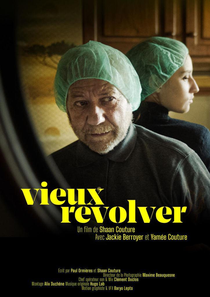 Vieux Revolver
