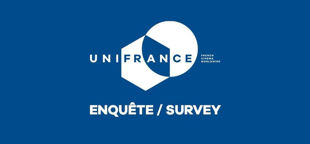 Enquête UniFrance – Donnez-nous votre avis !
