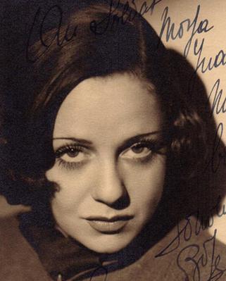 Lucienne Boyer