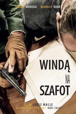 Ascenseur pour l'échafaud - Poster - PL