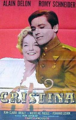 Christine - Poster Suède