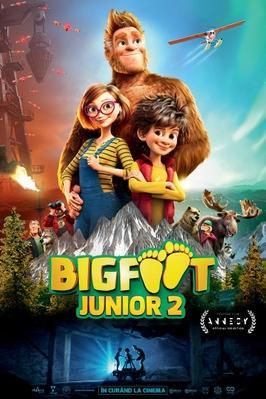 Bigfoot Family - Romania