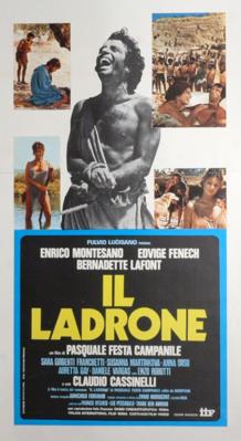 Il ladrone - Poster - Italie