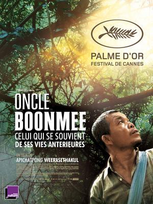 Oncle Boonmee (qui se souvient de ses vies antérieures) - Poster - France