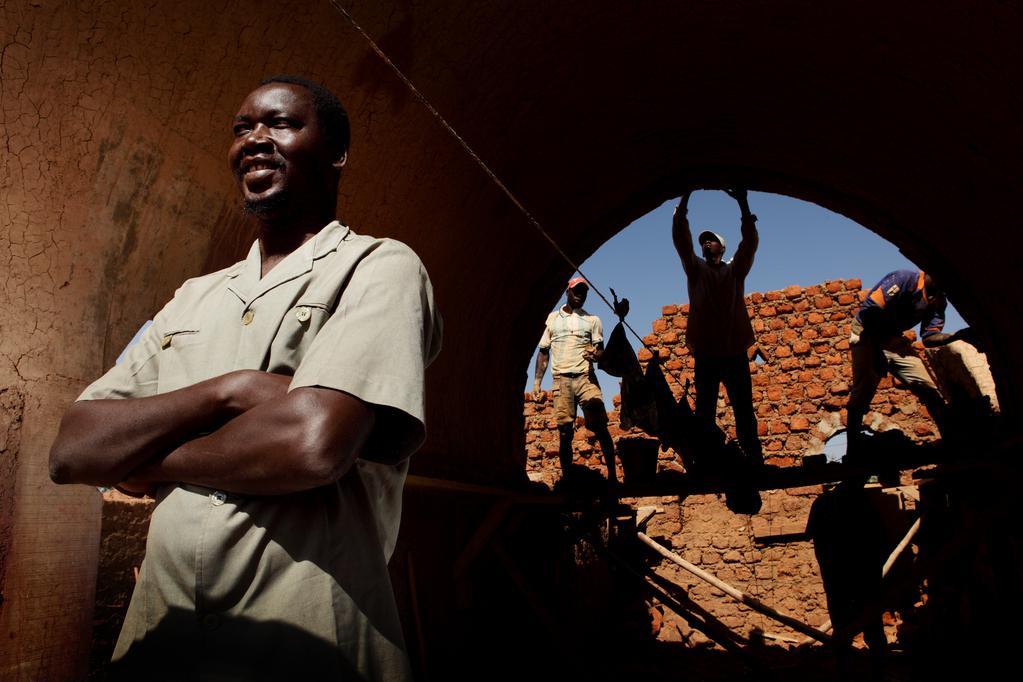 Artisans du changement : Le Salaire de l'espoir