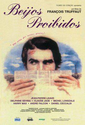 Baisers volés - Poster Brésil