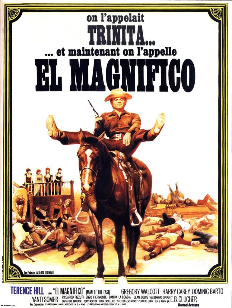 El Magnifico (L'Homme de l'Est)