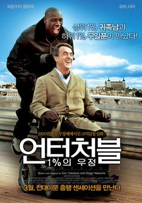 Untouchable (also) charms South Korean audiences