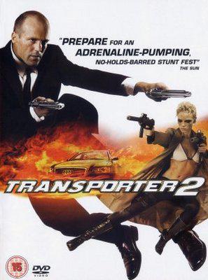 Le Transporteur 2 - Poster DVD Royaume Uni