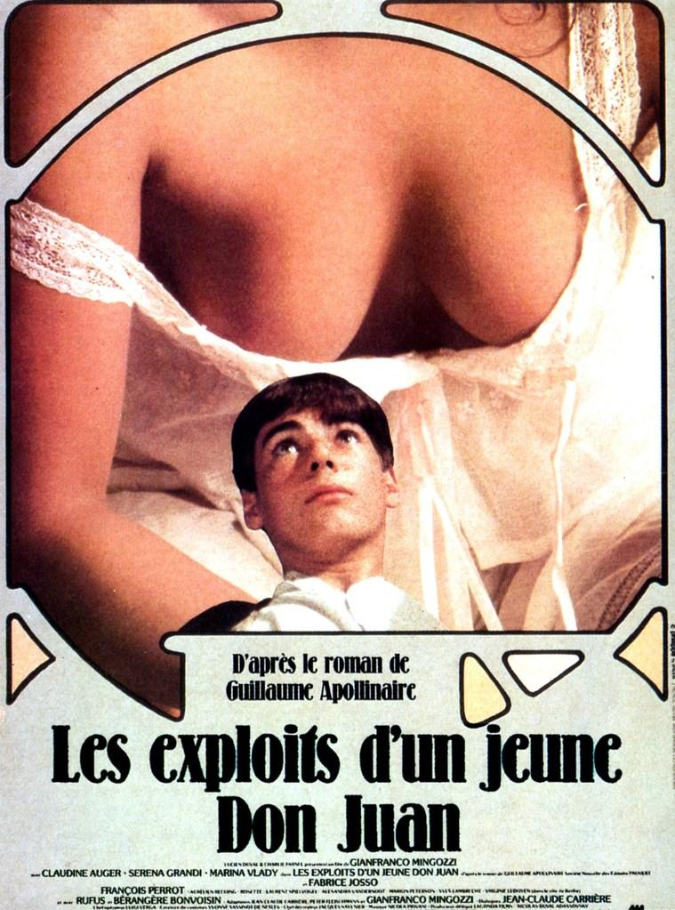 Exploits of a Young Don Juan (What Every Frenchwoman Wants)