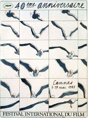 Festival Internacional de Cine de Cannes - 1987