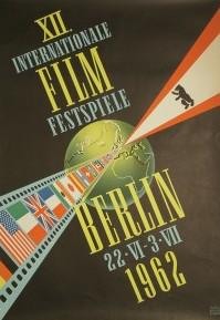 Festival Internacional de Cine de Berlín - 1962