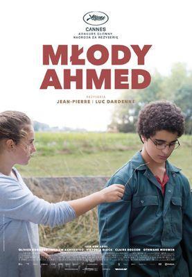 El joven Ahmed - Poster - Poland