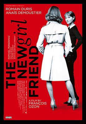 The New Girlfriend - poster - USA