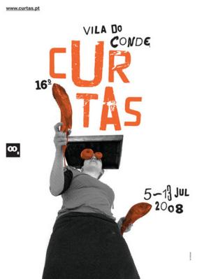 Festival Internacional de Cortometrajes de Vila do Conde - 2008