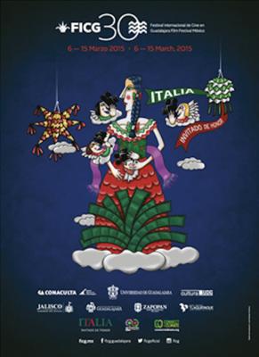 Festival Internacional de Cine de Guadalajara - 2015