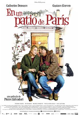 En un patio de Paris - Poster - Spain