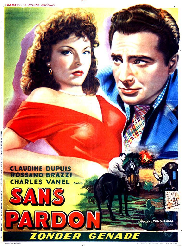 Enrico Colombo - Poster - Belgique
