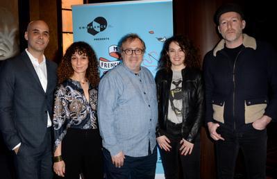 La soirée de lancement de la 9e édition de MyFrenchFilmFestival!