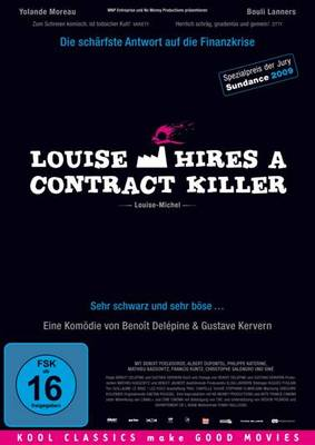 Louise-Michel - Poster - Germany (DVD)