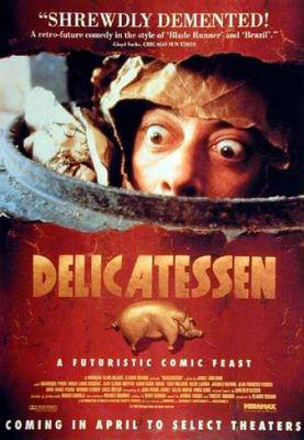 Delicatessen - Poster - USA