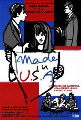 メイド・イン・U.S.A. - Poster Etats-Unis