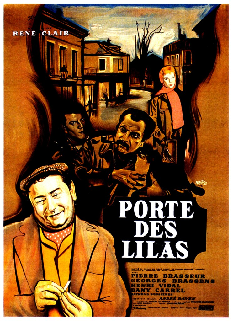The Gates of Paris - Poster France