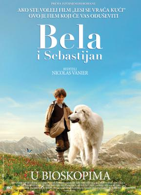 Belle et Sébastien - © Poster - Serbia