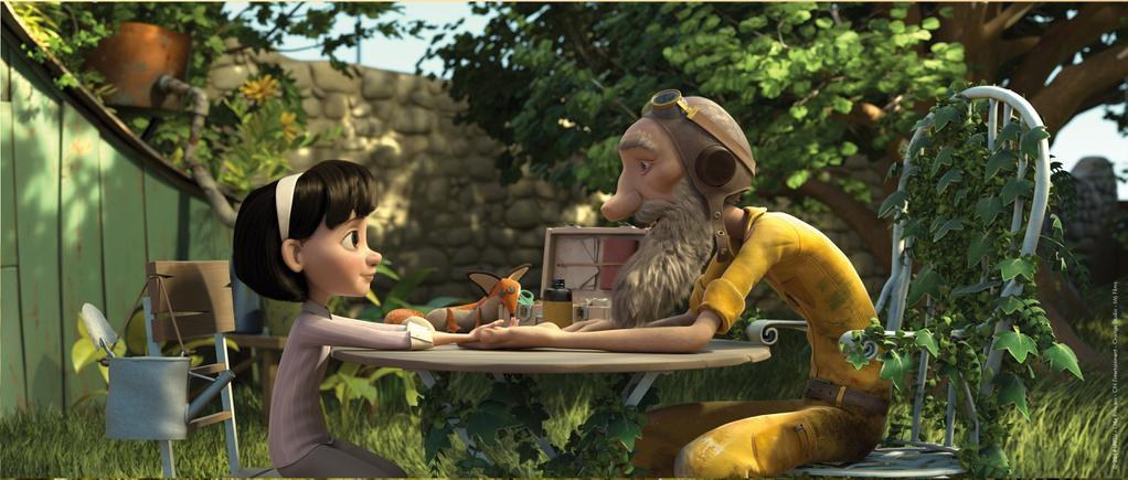 The Little Prince - © 2015 LPPTV - LITTLE PRINCESS - ON ENTERTAINMENT - ORANGE STUDIO - M6 FILMS
